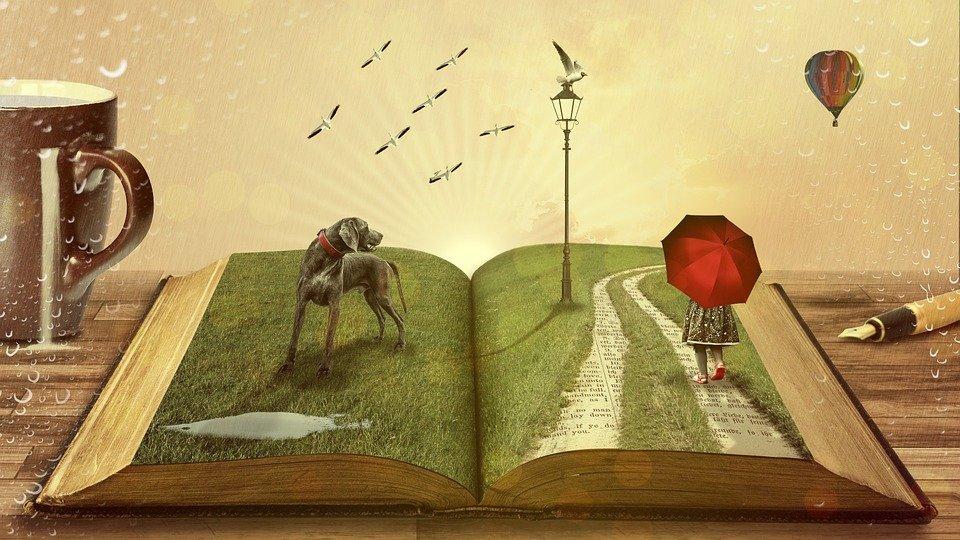 Il compagno di vita ideale? Un libro, senza dubbio!