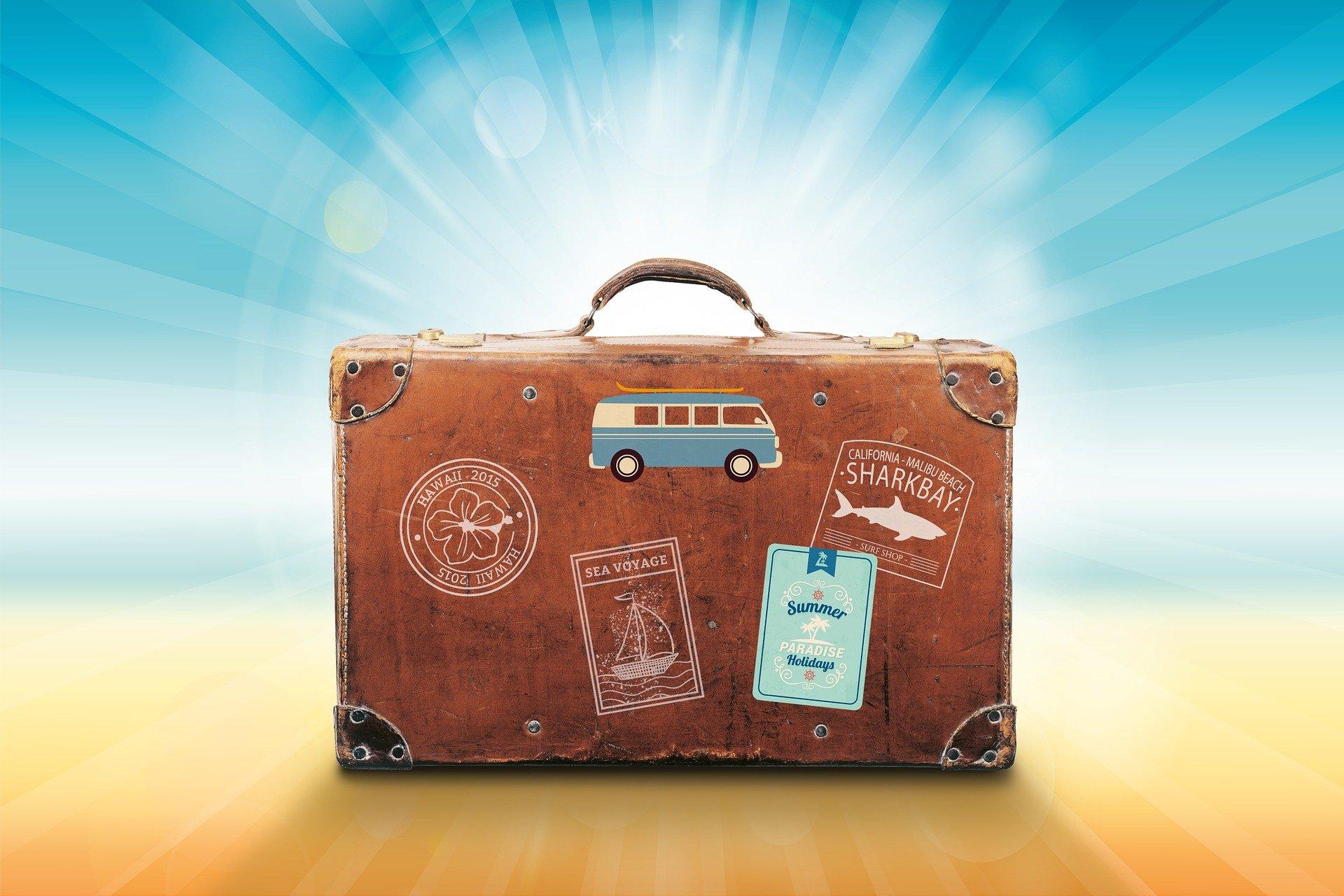 valigia estate