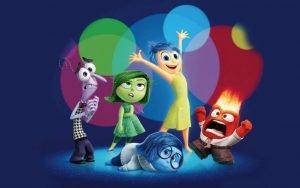 personaggi film animazione inside uot