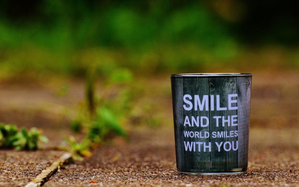 Ottimismo e spirito positivo cambiano la vita quotidiana