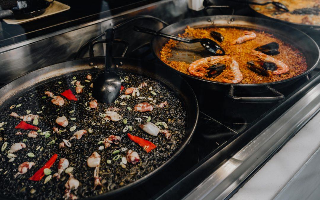 Profumo di vacanza? Profumo di Paella… aproteica!
