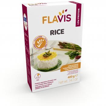 scatola di riso aproteico della flavis