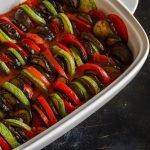 Ratatouille di verdure: quando l'aproteico è un piatto per tutti!